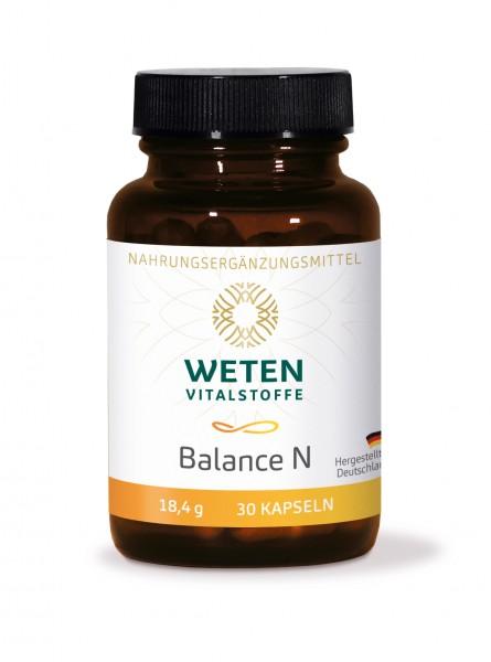 Balance N Weten - 30 Kapseln