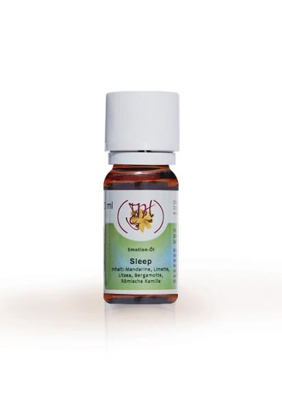 """JCH-Synergie Emotion-Ölmischung """"Sleep"""" 100% reine Öle für einen guten Schlaf - 10ml"""