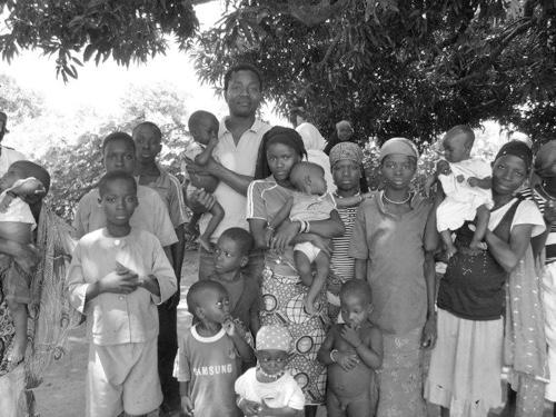 Frauenkooperative in Togo