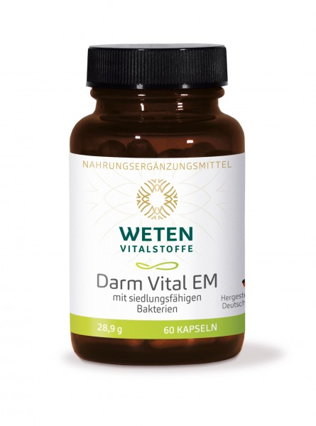 Darm Weten (EM) - 60 Kapseln